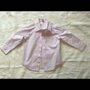 Janie and Jack boys button down